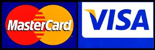オンラインカジノでも使えるVisaとMastercard