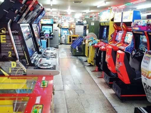 ゲームセンターのルーレットは確率変動が設置される